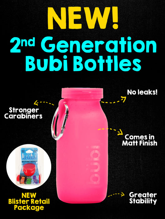 Bubi Bottle Singapore - Water Bottle  - the-Expedition.com
