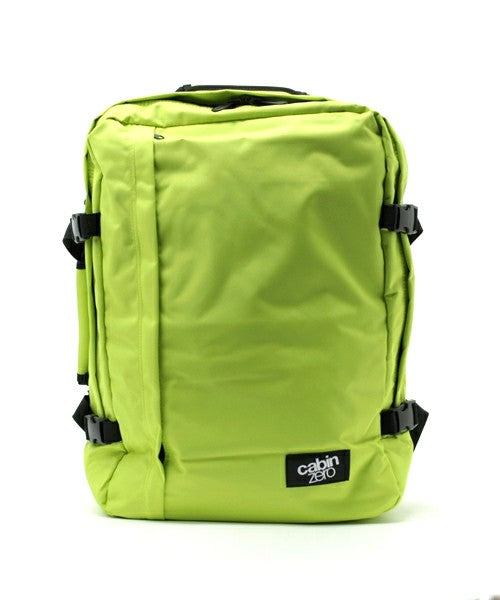 CabinZero 44L Classic Singapore - Backpack Galactic Green - the-Expedition.com