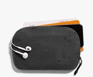 Bellroy All Conditions Essentials Pocket Singapore - Wallet Charcoal / Leather - the-Expedition.com