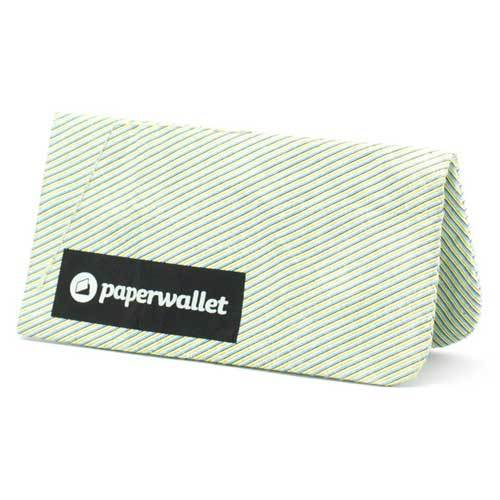 Paperwallet® Magic Coin Pouch Singapore - Wallet Azumi Lines - the-Expedition.com