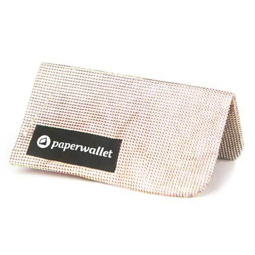 Paperwallet® Magic Coin Pouch Singapore - Wallet Azumi Dots - the-Expedition.com