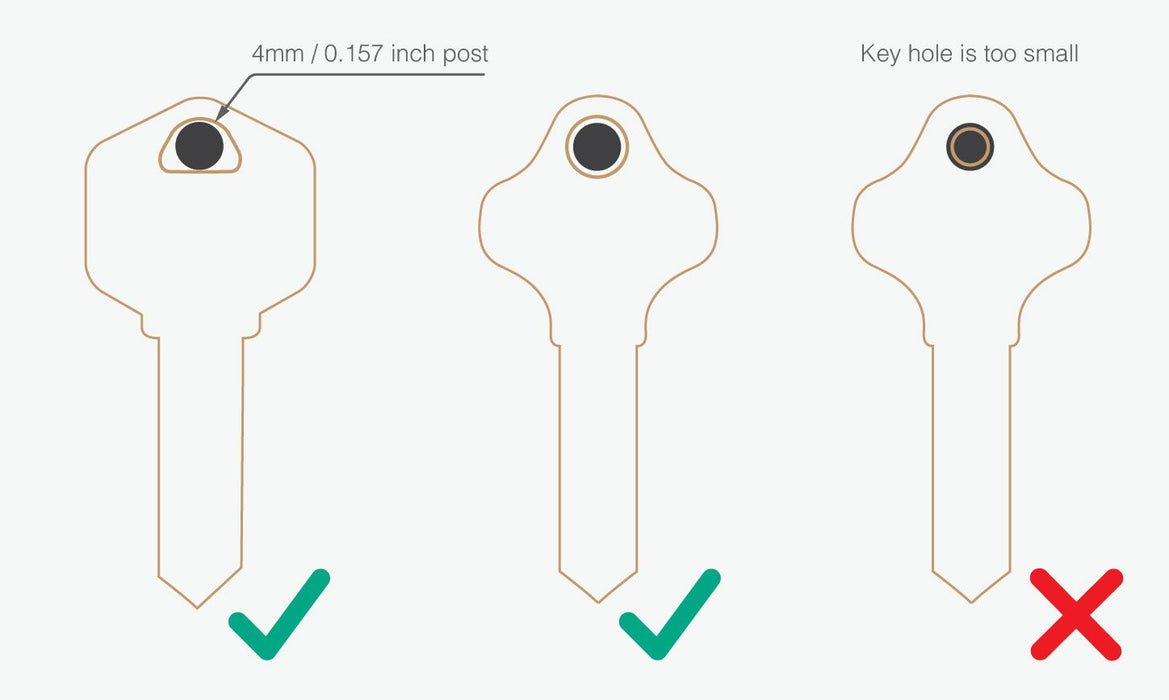 Orbitkey 2.0 Canvas Singapore - Key Organizer  - the-Expedition.com