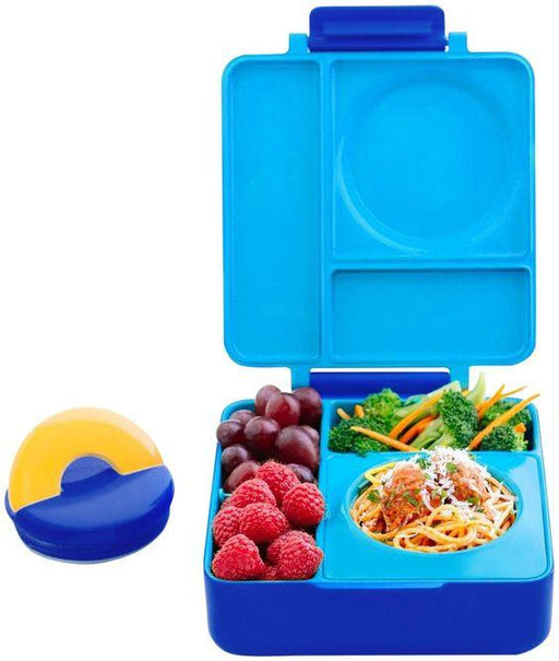 OmieBox Kids Thermos-Insulated Bento Lunch Box Singapore - Lunchbox Blue Sky - the-Expedition.com