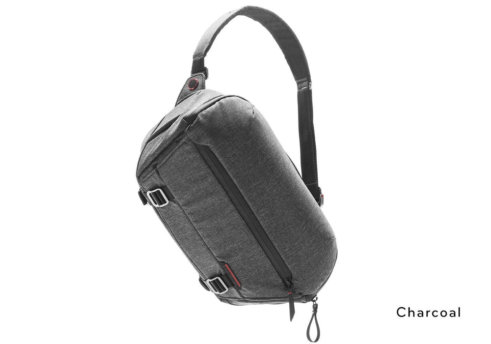 Peak Design Everyday Sling 10L Singapore - Sling Bag Charcoal 10L - the-Expedition.com