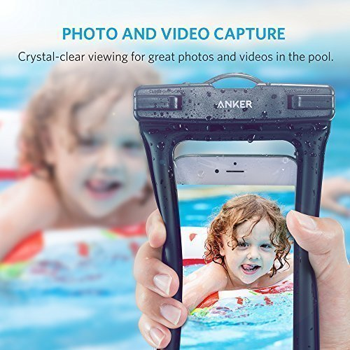 Anker Universal Floating Waterproof Phone Pouch Case Singapore - Phone Case  - the-Expedition.com