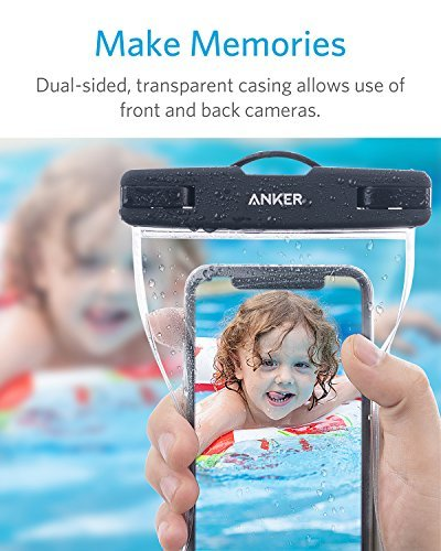 Anker Universal Waterproof Phone Pouch Case Singapore - Phone Case  - the-Expedition.com