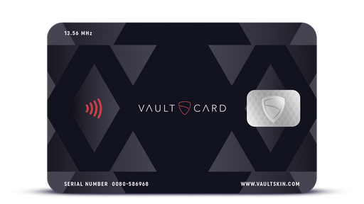 VAULTCARD: Ultimate Protection For Your RFID Credit Cards & Passports Singapore - Security  - the-Expedition.com