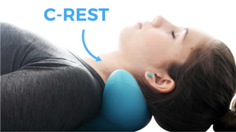 C-Rest For Neck Pain Relief Singapore - Massager  - the-Expedition.com