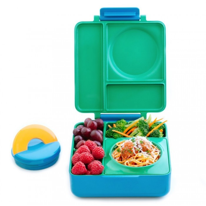 OmieBox Kids Thermos-Insulated Bento Lunch Box Singapore - Lunchbox Meadow - the-Expedition.com