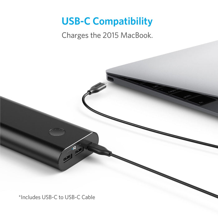 Anker Portable Charger PowerCore+ 20100mAh USB-C Singapore - Power Bank  - the-Expedition.com