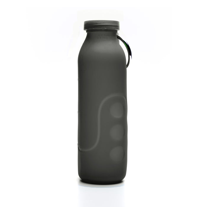 Bubi Bottle Singapore - Water Bottle 35oz / Gunmetal Grey - the-Expedition.com