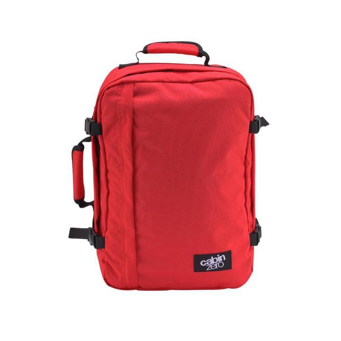 CabinZero 36L Classic Singapore - Backpack Mysore Red - the-Expedition.com