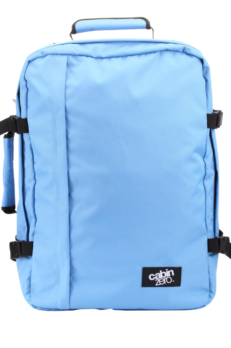 CabinZero 44L Classic Singapore - Backpack Blue Karma - the-Expedition.com