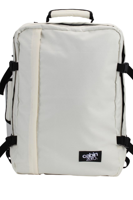 CabinZero 36L Classic Singapore - Backpack Cabin White - the-Expedition.com