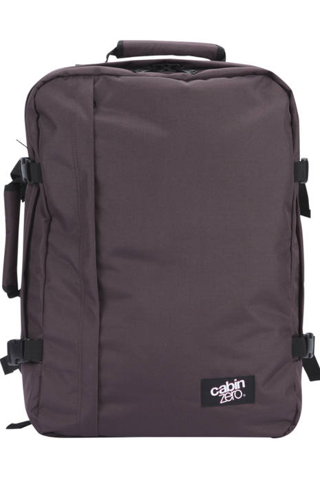 CabinZero 44L Classic Singapore - Backpack Cuban Brown - the-Expedition.com