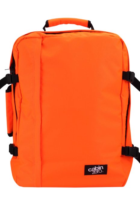 CabinZero 44L Classic Singapore - Backpack Galactic Orange - the-Expedition.com