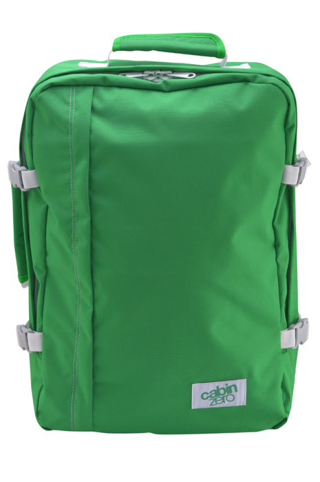 CabinZero 36L Classic Singapore - Backpack Kinsale Green - the-Expedition.com