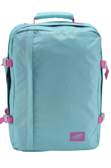 CabinZero 36L Classic Singapore - Backpack Blue Lipe - the-Expedition.com