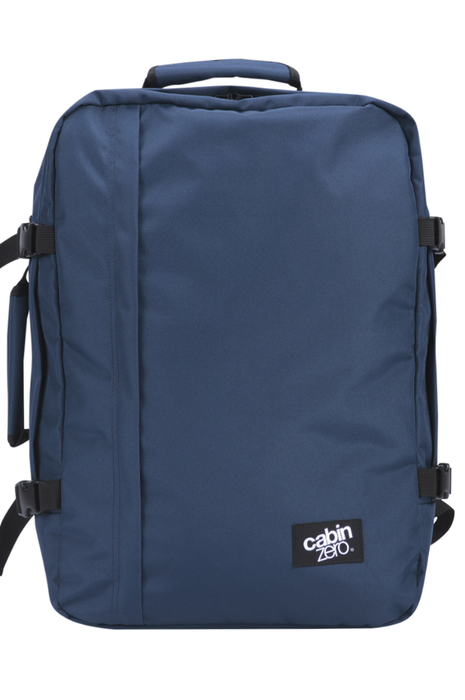 CabinZero 44L Classic Singapore - Backpack Navy - the-Expedition.com