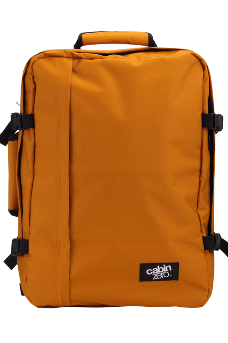 CabinZero 36L Classic Singapore - Backpack Orange Chill - the-Expedition.com