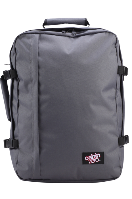 CabinZero 36L Classic Singapore - Backpack Original Grey - the-Expedition.com