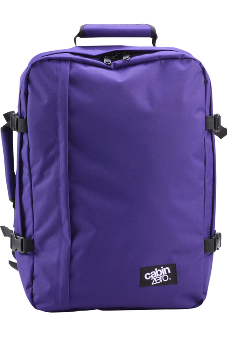CabinZero 36L Classic Singapore - Backpack Original Purple - the-Expedition.com