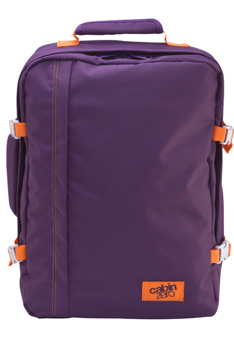 CabinZero 36L Classic Singapore - Backpack Purple Cloud - the-Expedition.com