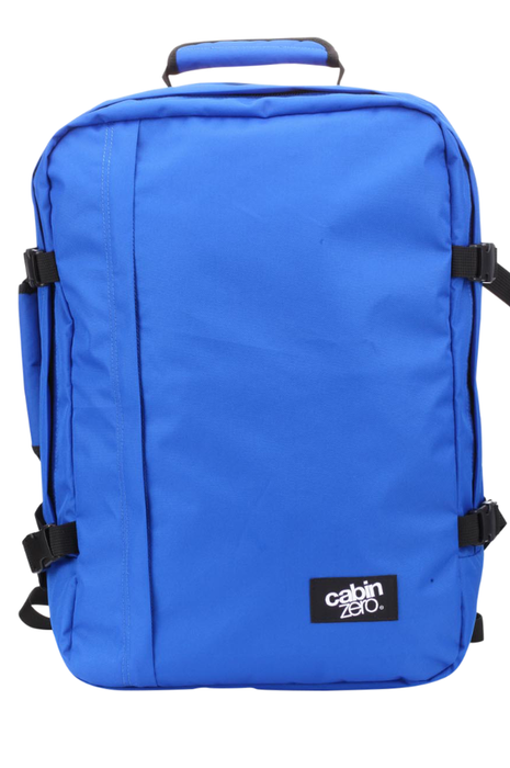 CabinZero 36L Classic Singapore - Backpack Royal Blue - the-Expedition.com