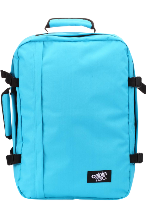 CabinZero 44L Classic Singapore - Backpack Samui Blue - the-Expedition.com