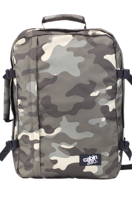 CabinZero 36L Classic Singapore - Backpack Urban Camo - the-Expedition.com