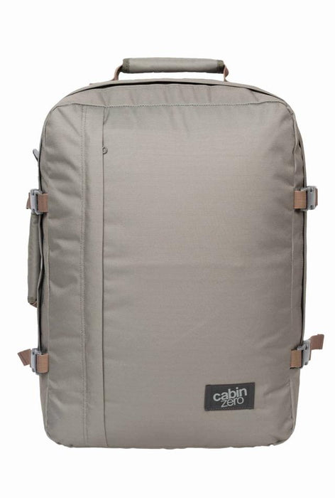 CabinZero 36L Classic Singapore - Backpack Georgian Khaki - the-Expedition.com
