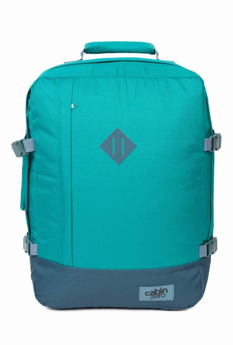 CabinZero 36L Classic Singapore - Backpack Boracay Blue - the-Expedition.com