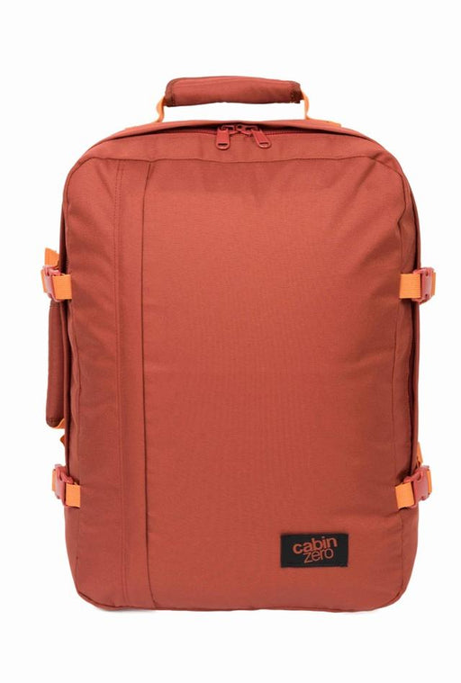 CabinZero Bags And Luggage Classic 44L Singapore - Backpack Serengeti Sunrise - the-Expedition.com