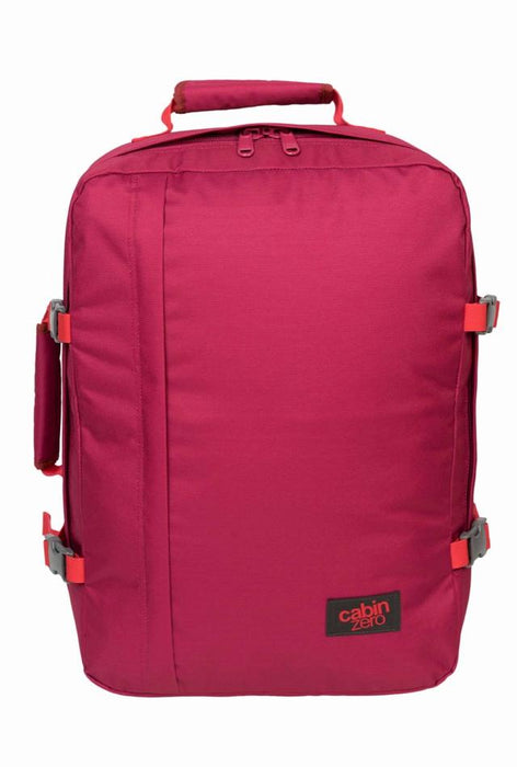CabinZero 44L Classic Singapore - Backpack Jaipur Pink - the-Expedition.com