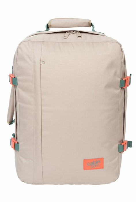 CabinZero 36L Classic Singapore - Backpack Sand Shell - the-Expedition.com