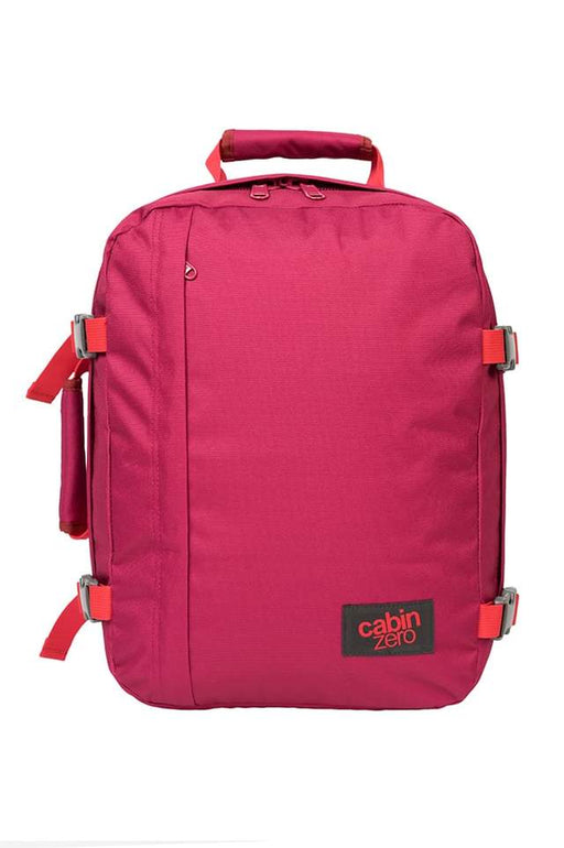 CabinZero 28L Classic Singapore - Backpack Jaipur Pink - the-Expedition.com