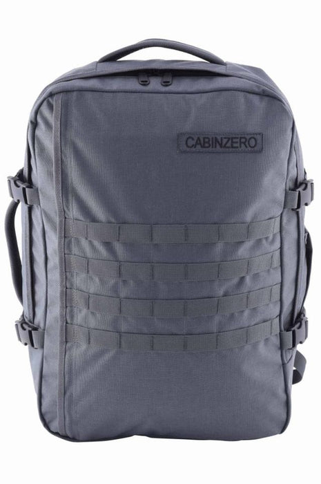 CabinZero 44L Adventure Military Singapore - Backpack Grey (New) - the-Expedition.com