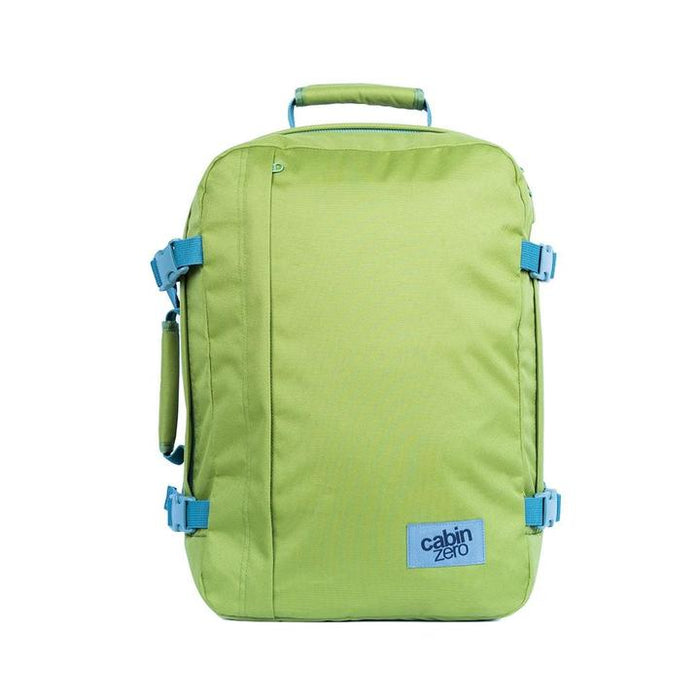 CabinZero 36L Classic Singapore - Backpack Sagano Green - the-Expedition.com
