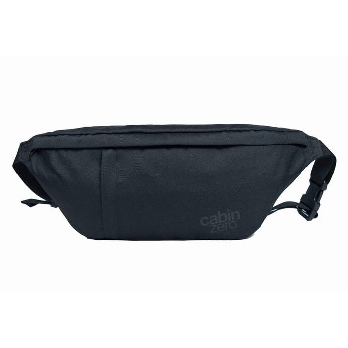 Cabinzero Hip Pack 2L Singapore - Sling Bag Absolute Black - the-Expedition.com