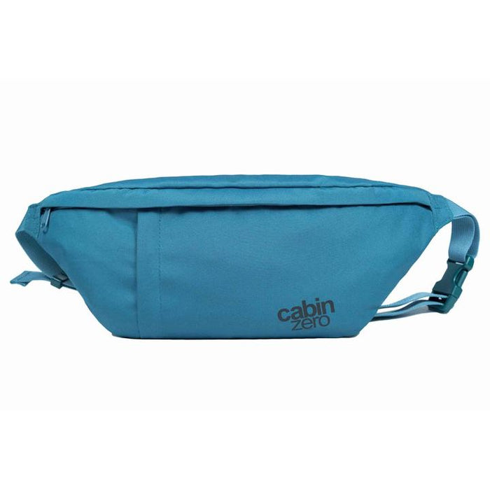 Cabinzero Hip Pack 2L Singapore - Sling Bag Aruba Blue - the-Expedition.com