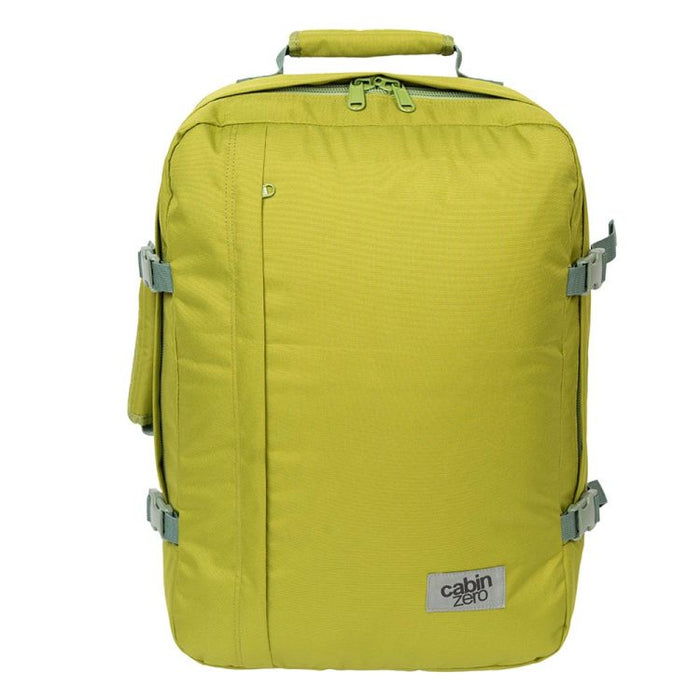 CabinZero 44L Classic Singapore - Backpack Sagano Green - the-Expedition.com