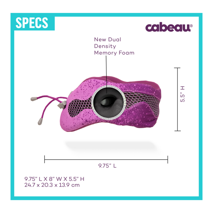 Cabeau Evolution Cool Travel Pillow Singapore - Travel Pillow  - the-Expedition.com