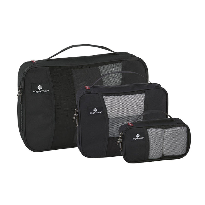 Eagle Creek Pack-It Original Cube Set Singapore - Packing Cube Black - the-Expedition.com