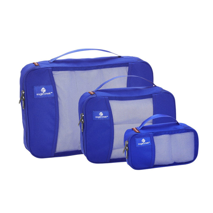 Eagle Creek Pack-It Original Cube Set Singapore - Packing Cube Blue Sea - the-Expedition.com