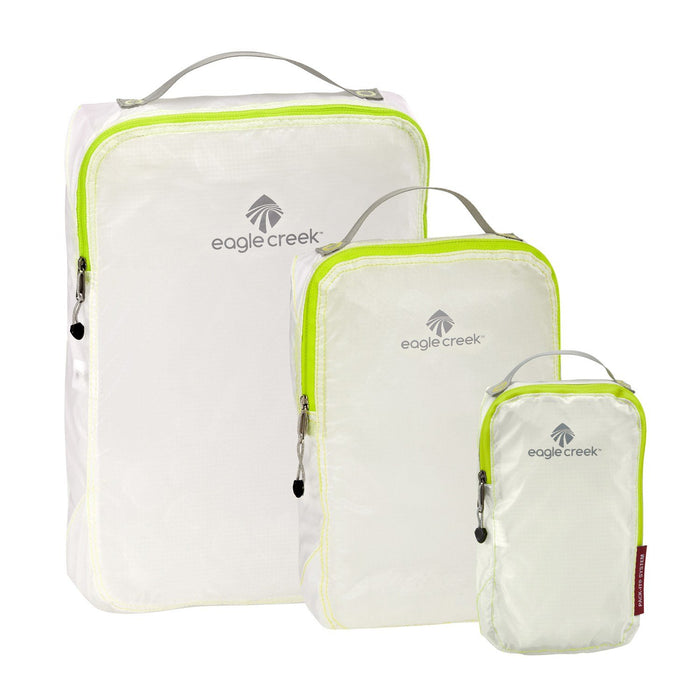 Eagle Creek Pack-It Specter Cube Set Singapore - Packing Cube White - the-Expedition.com