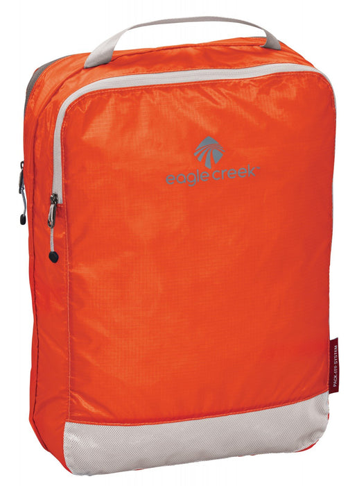 Eagle Creek Pack-It Specter Clean Dirty Cube Singapore - Packing Cube Flame Orange - the-Expedition.com
