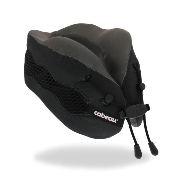 Cabeau Evolution Cool Travel Pillow Singapore - Travel Pillow Black - the-Expedition.com