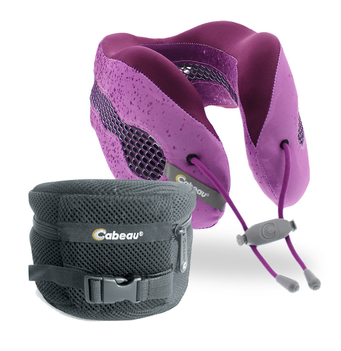 Cabeau Evolution Cool Travel Pillow Singapore - Travel Pillow Cosmos - the-Expedition.com