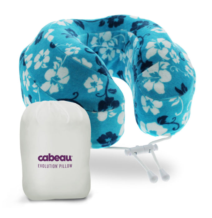 Cabeau Memory Foam Evolution Travel Pillow Singapore - Travel Pillow Tropic - the-Expedition.com