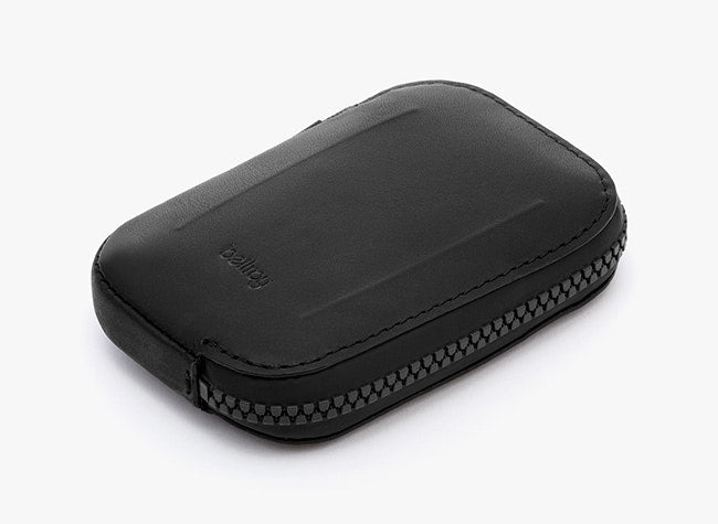 Bellroy All Conditions Wallet Singapore - Wallet Leather / Black - the-Expedition.com